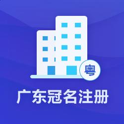 广东冠名注册公司_广东省公司注册流程条件-开心投资