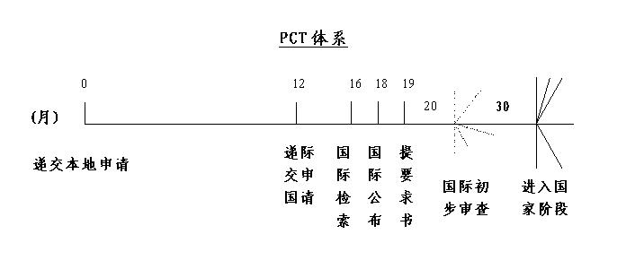 PCT专利申请流程及申请材料介绍